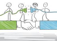 Intercom Bildungspartnerschaften: Kooperation statt Konkurrenz. Foto: Trueffelpix - Fotolia