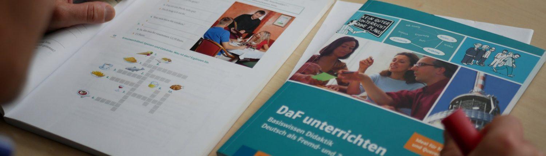 Ausbildung zum/zurDaF/DaZ Trainer*in